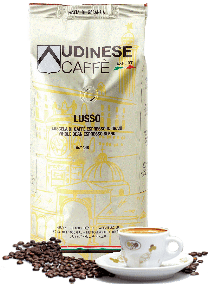 ── LUSSO UDINESE Caffè ──